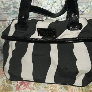 Kate Spade vintage zebra shoulder bag